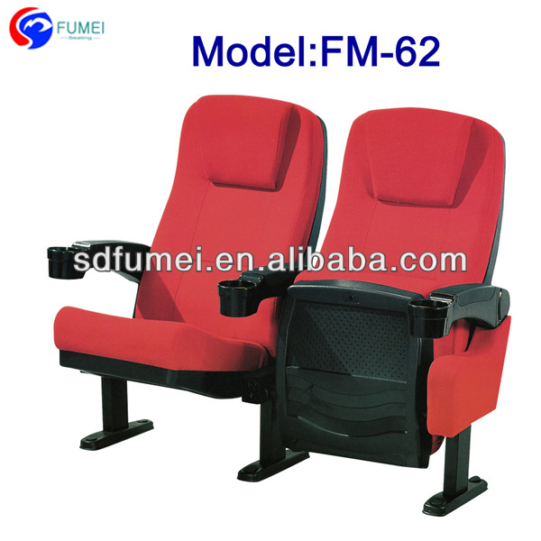 FM-62 Modern vip arena chairs with headrest