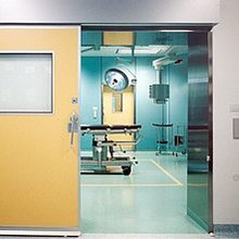 Operating room doors Markus M5
