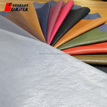 Professional 100 pu synthetic coated leather for garment