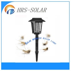 solar energy mosquito/fly trap/killer lamp outdoor pest control killing lamp