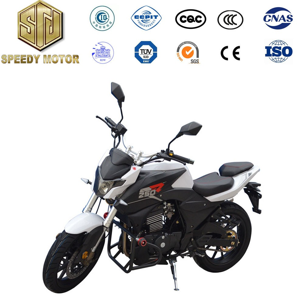 2016 hot sale ZongShen 150CC/200CC/250CC/300CC gasoline racing motorcycles