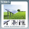 Pile Solar Ground Mounting Structure