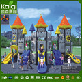 2016 KAIQI group castle series large outdoor playground equipment for amusement park