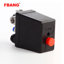 Adjustable automatic electronic air compressor pump controller pressure switches for sale