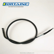 durable material motorcycle accessories BAJAJ PULSAR 180 UG3 clutch cable for peru market