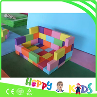 Outdoor preschool playground equipment for sale/Building block indoor play equipment for home