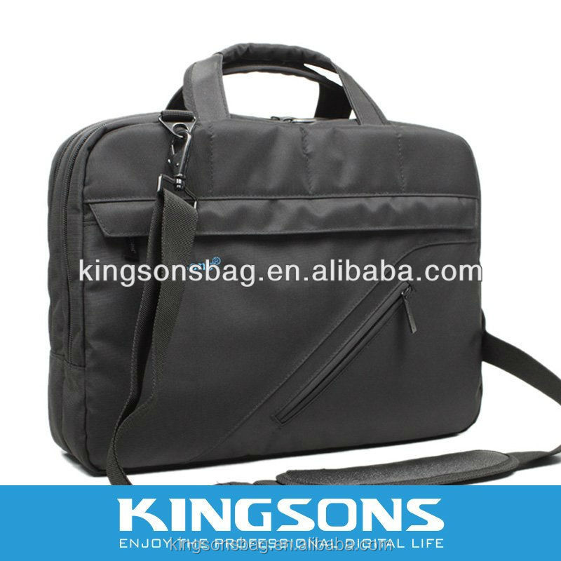 2014 new laptop bag, nylon laptop briefcase