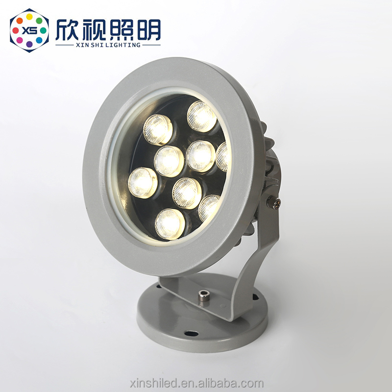 Hot sale prime Outdoor IP65 7w led uplight led In-ground driving way lights