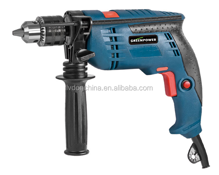 POWER TOOLS 680W 13MM ELECTRIC IMPACT <strong>DRILL</strong> GSB-13RE