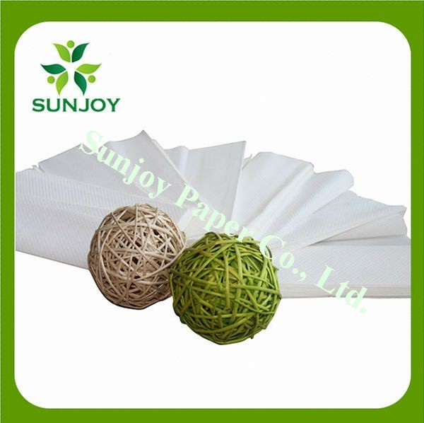 Hot selling high quality soft paper hand napkins