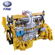 FAW CA6DF Euro IV lister 6-cylinder diesel engine for sale