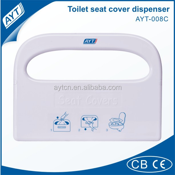 accessories bathroom toilet seat cover paper dispenser abs mateial