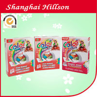 Hot sale Color Catcher, mixed washing helpers