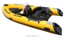 Rigid Hull Inflatable Boat 2.5m~7.6m, PVC or Hypalon Material