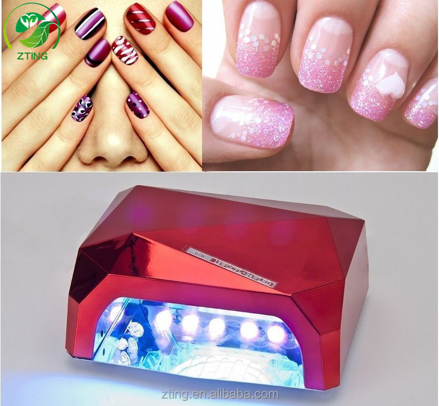 Factory <strong>Price</strong> Best Selling 18W 36W Nail Polish Dryer Led Lamp Nail Uv Lamp Diamond nail led uv lamp