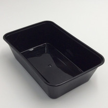 Takeout Microwave Plastic Food Container With Lid
