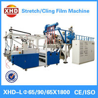 pe stretch film extruder manufacture