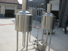 Small/micro brewery equipment, CE ISO beer brewing equipment
