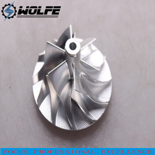 New Billet turbine Compressor Wheel K16 Turbo 53241232032 for KKK Turbocharger parts of Auto Engine