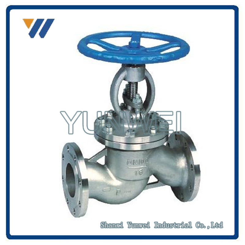 "Brand New os & y Globe Valve with High Quality Hot-Selling 3""Inch cf8 2pc"