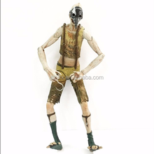 hot sale pop action figure/custom 3D plastic action figures/make custom 6 inch horrible action figure