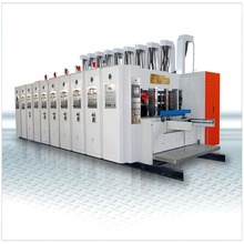 Corrugated high definition flexo printer for color carton better than offset printer cardboard flexo printing machine