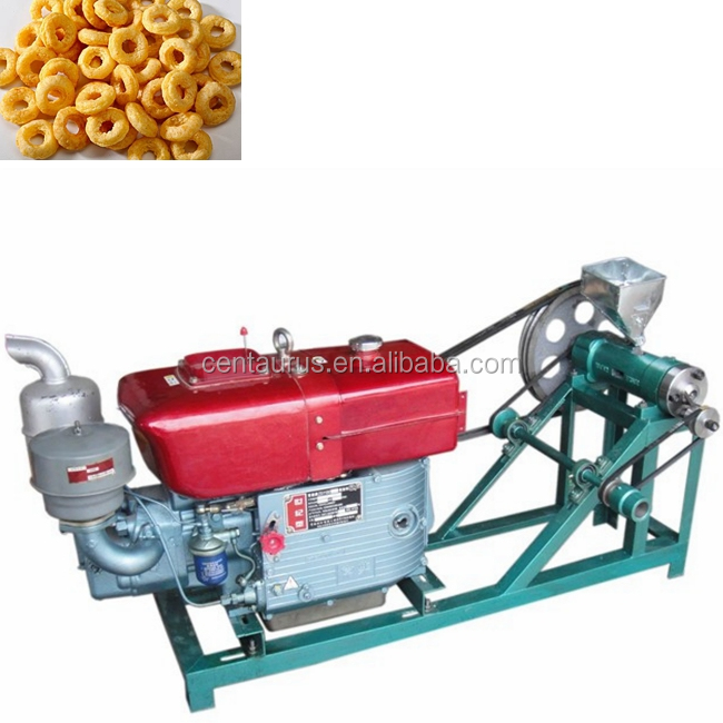 Factory price corn sticks extruder with different capacity