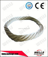 Wells manufacturer wire rope small diameter