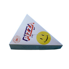 Strong Hot Sale Disposable Triangle Pizza Box