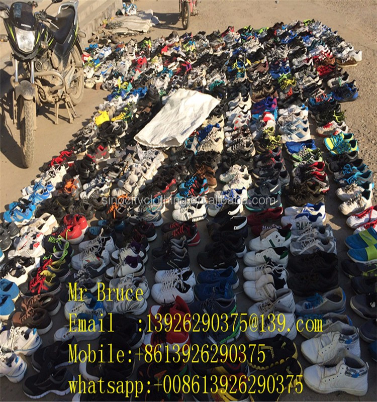 mixed used shoes Japan cheap fairly used shoes in bales for sale in Kenya