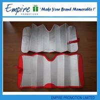 New fashion plastic car heat shield for promotion