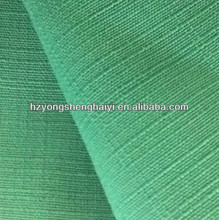 100 polyester slubbed oxford fabric