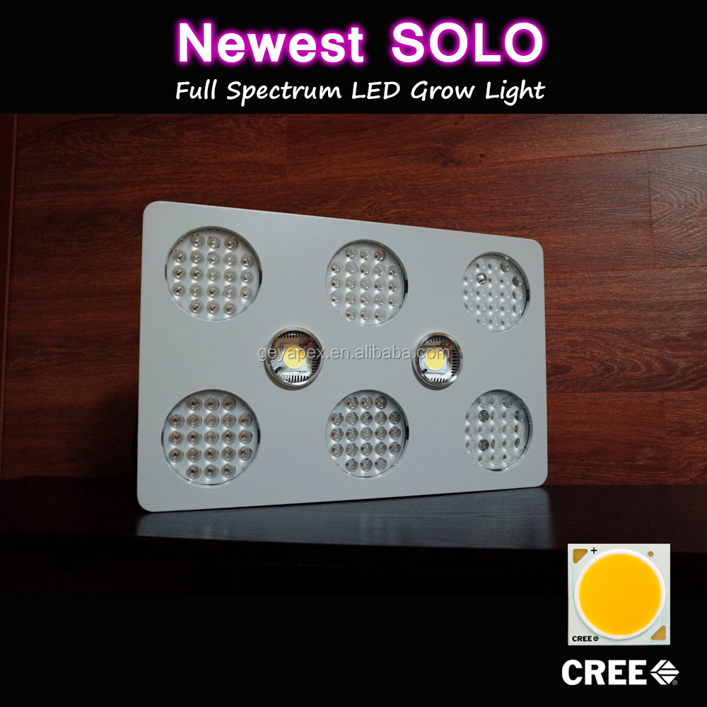 Indoor solar power lights branches of agriculture led grow 400w light with high lumen and full spectrum