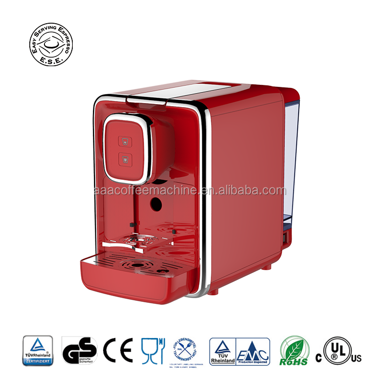 Manufacturer Competitive Price Prime high Quality Italian pump 20 bar espresso capsule coffee machine