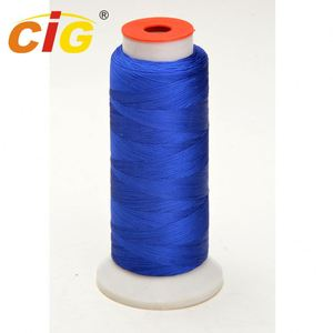 High Quality Eco-Friendly Rayon Polyester Embroidery Thread for Sewing