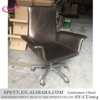 nail salon chair spa customer chair