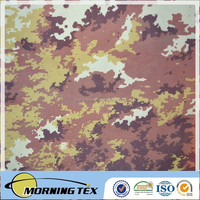 2 layers bonded TPU membrance nylon print fabric