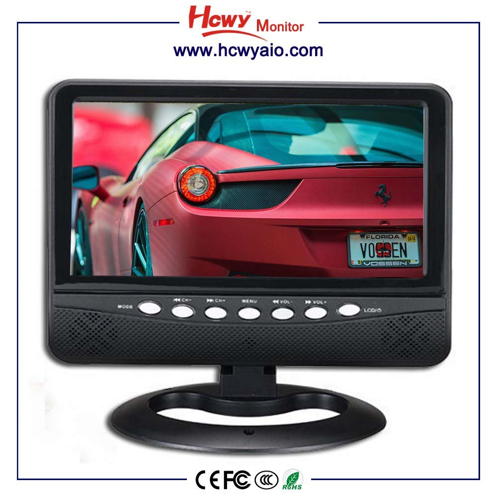 "Wholesale Cheap 7"" Low Cost Mini LCD TV"