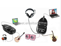 Usb Electric Audio Guitar Link Guitar Cable To Interface For Pc/mac/mp3 Recording Adapter