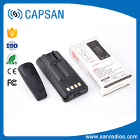 Rechargeable long life 2200mah handheld two way radio li-ion lithium battery 7.4v for CP-1300/1600 GP1600
