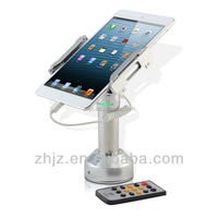 2015 innovate products 7 inch tablet holder, foldable tablet secure stand for ipad air