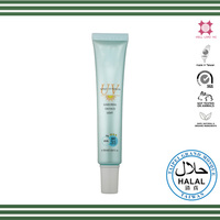 Hot sale portable practical sunscreen halal face cream