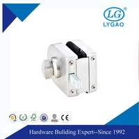 Alibaba New Hot Selling Smart Glass Door Lock, High quality keyed sliding glass door lock