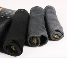 Hot sale stretch wax denim fabric