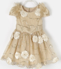 Wholesale Boutique Kids Summer Clothing baby girl party dress children frocks designs