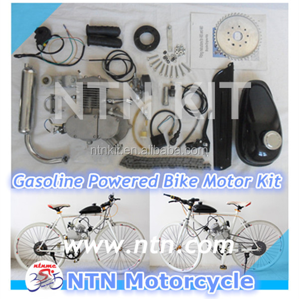 Motorized Bicycle Kit Gas Engine CDH 66cc/motor para bicicleta kit