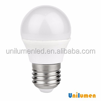 Popular Plastic with Plastic 6000K CW SMD 2835 G45 6W e27 high power led bulb