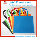 Promotional tote shopping bags with custom printed logo