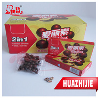 294201610 2 in 1Halal Compound Dark and White Chocolate Candy