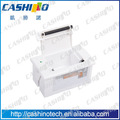 58mm CSN-A2 5-9V/12V Front panel micro panel embedded thermal printer with USB/RS232/TTL